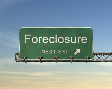 foreclosure