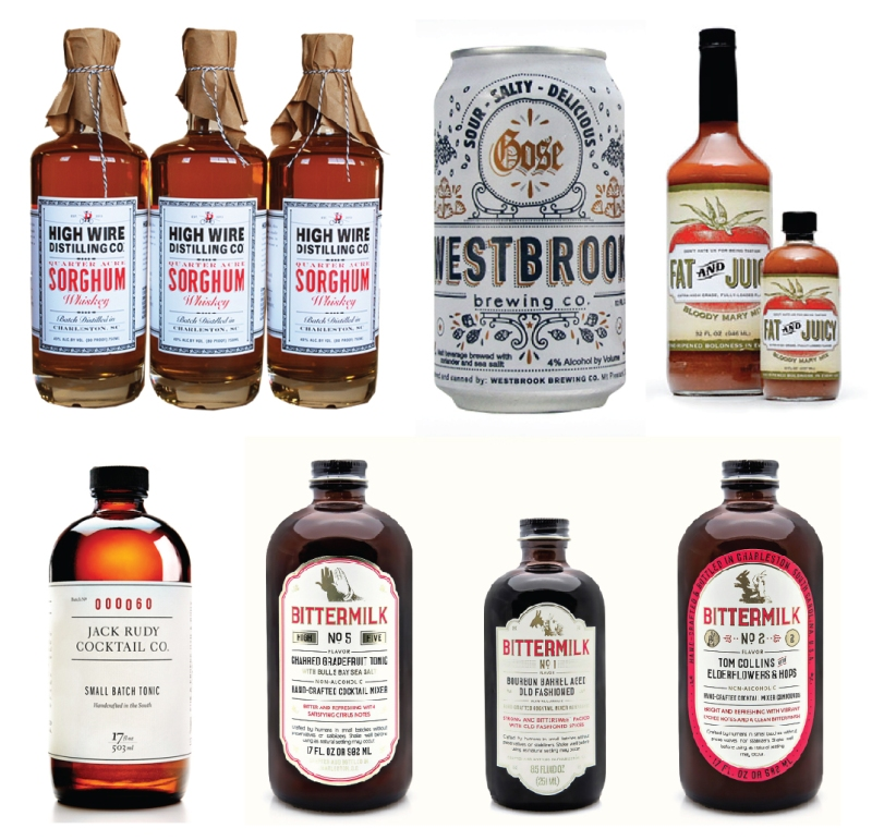 Charleston-Drinks